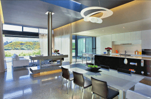 Black and White Kitchen Contemporary - Trends